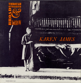 Through Streets Broad and Narrow - Karen James, Vol. 2