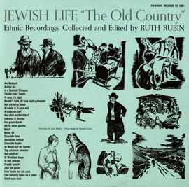 Jewish Life: The Old Country