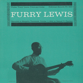 "Featured recording ""Furry Lewis"""