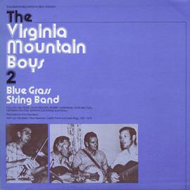 The Virginia Mountain Boys, Vol. 2: Bluegrass String Band
