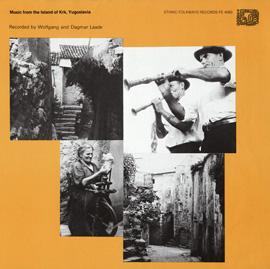 Music from the Island of Krk, Yugoslavia