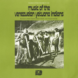 Music of the Venezuelan Yekuana (Makiritare) Indians