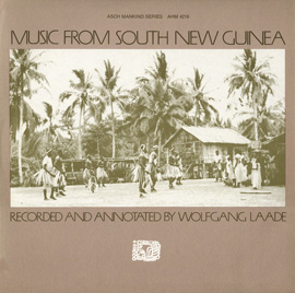 Music from South New Guinea
