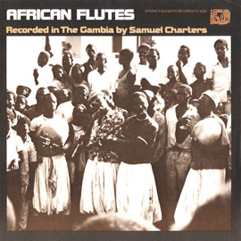 African Flutes (Gambia)