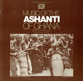 Music of the Ashanti of Ghana