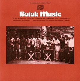 Batak Music: Tobak Batak Music Played by the Tihang Gultom Group