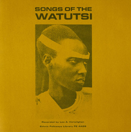 Songs of the Watutsi