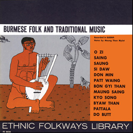 Burmese Folk and Traditional Music