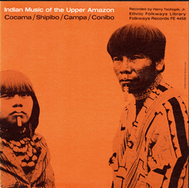 Indian Music of the Upper Amazon