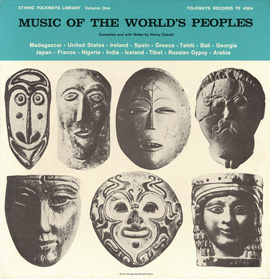 Music of the World's Peoples: Vol. 1