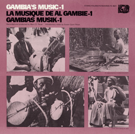 Gambia's Music Vol. 1
