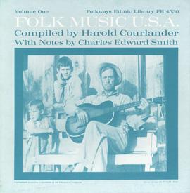 Folk Music U.S.A.: Vol. 1
