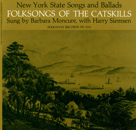 Folk Songs of the Catskills (New York)