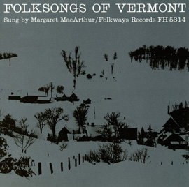 Folksongs of Vermont