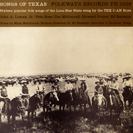 Songs of Texas