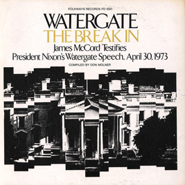 Watergate, Vol.1: The Break In