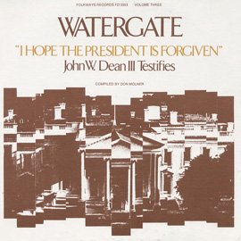 "Watergate, Vol.3: ""I Hope the President is Forgiven"""