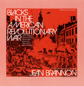Blacks in the American Revolutionary War