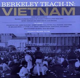 Berkeley Teach-in: Vietnam