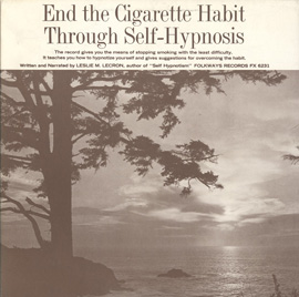 End the Cigarette Habit through Self Hypnosis