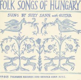 Folk Songs of Hungary
