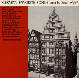 German Favorite Songs