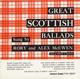 Great Scottish Ballads