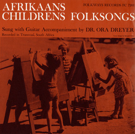 Afrikaans Children's Folksongs
