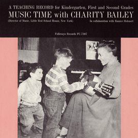 Music Time with Charity Bailey