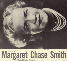 An Interview with Margaret Chase Smith