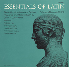 Essentials of Latin (Record No. 5): Basic Constructions and Review