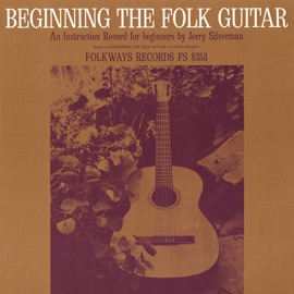 Beginning Folk Guitar: An Instruction Record for Beginners