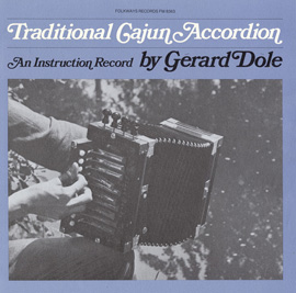 Traditional Cajun Accordion