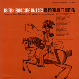 British Broadside Ballads in Popular Tradition