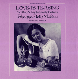 Love Is Teasing: Scottish and English Early Ballads