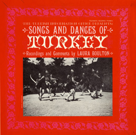 Songs and Dances of Turkey