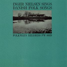 Inger Nielsen Sings Danish Folk Songs