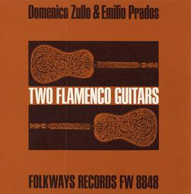 Two Flamenco Guitars