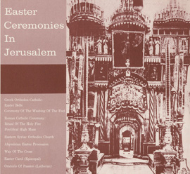 Abyssinian Easter Procession