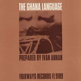 The Ghana Language