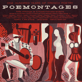 Poemontages: 100 Years of French Poetry