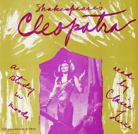 Shakespeare's Cleopatra: A Study in Moods