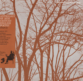 Anthology of 20th Century English Poetry (Part I): Read by Jill Balcon, V.C. Clinton-Baddeley, John Glen, etc.
