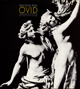 Selections from Ovid - Metamorphoses and The Art of Love: Read in Latin by John F.C. Richards