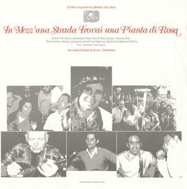 Sicily: Mazurka - Mandolin, Violin, Guitar