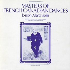 Masters of French Canadian Dances
