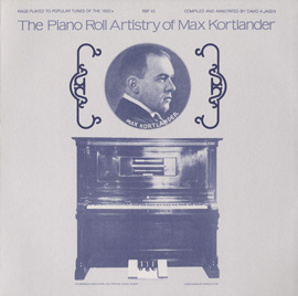 Piano Roll Artistry of Max Kortlander
