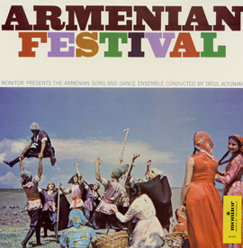 Armenian Festival (LP edition)