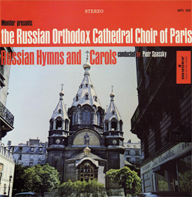 Russian Hymns and Carols