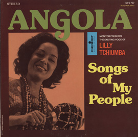 Angola: Songs of My People